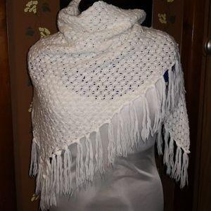 Vintage 1950s shawl